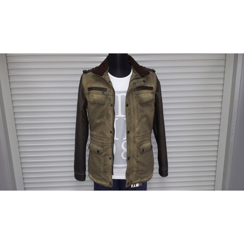 Куртка зимняя AVVA A52 6112 12 YESIL GREEN  - фото 1
